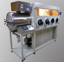 LG-LASER鐳射焊接手套箱(含純化/再生系統與高真空烘箱)
